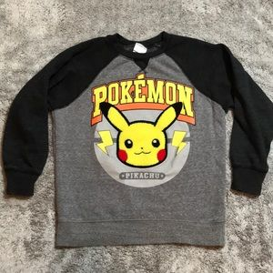 Pokemon Pikachu Sweatshirt in Great Shape!